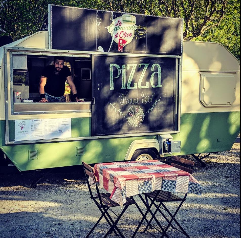 Caravane d'Olive